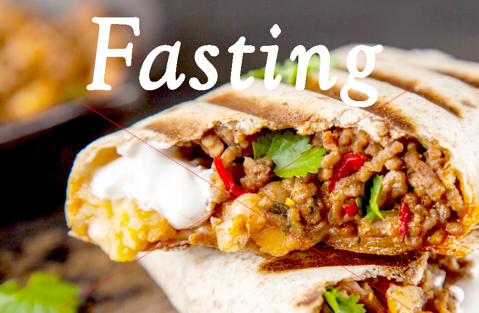 Dieting fasting