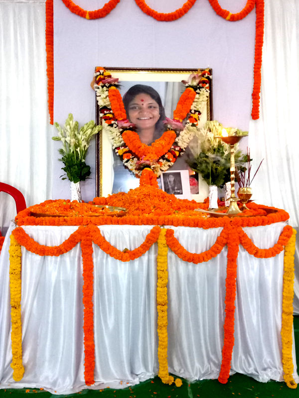 loving memory of Dr. Lopamudra