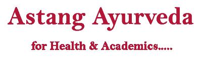 Astang Ayurveda health academics